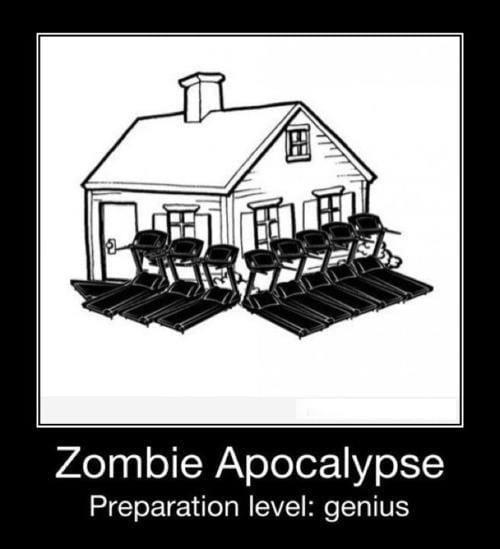 Protege tu casa de un apocalipsis zombie