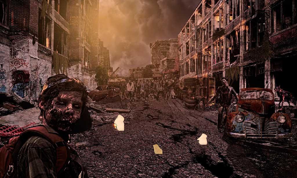 Aspectos a tener en cuenta durante las primeras horas de un apocalipsis zombie.