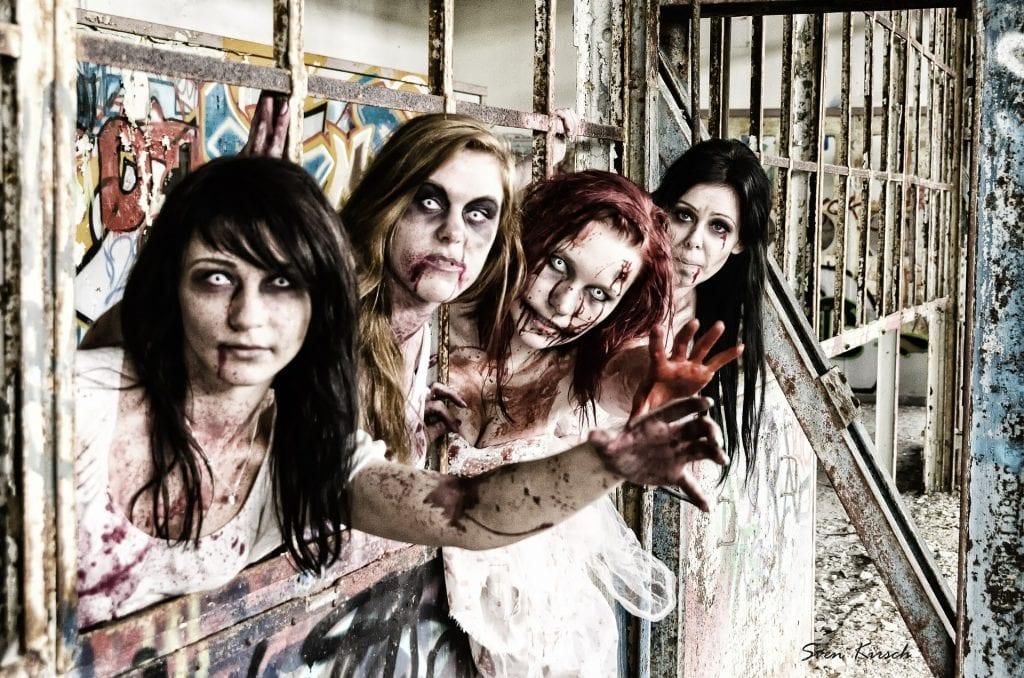Como sobrevivir a un Apocalipsis Zombie si ocurre el día de San Valentín